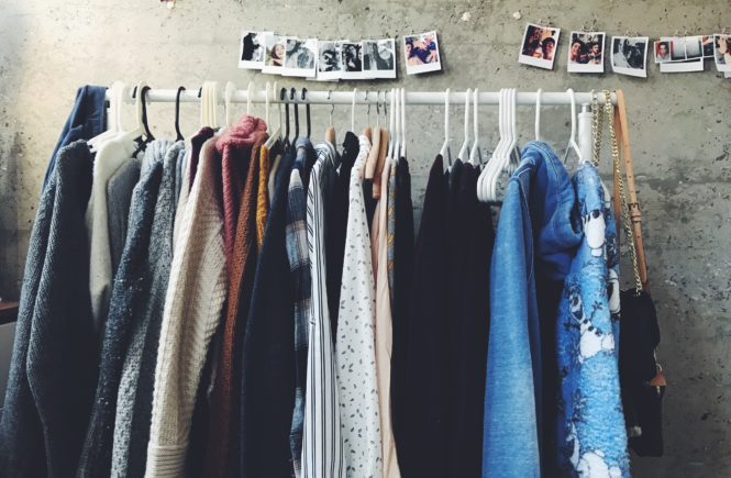 Clear Your Closet 5 Questions